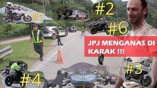 #17 Ride Mengira JPJ dan Mencari Roadblock