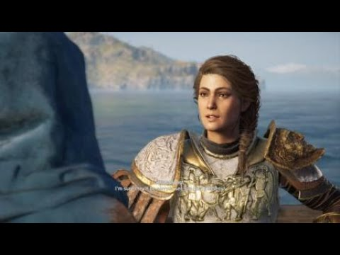 Assassin S Creed Odyssey Samos Defend From Persian Fleet Youtube