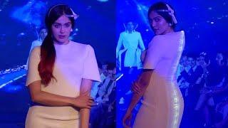 Adah Sharma WALKS The Ramp For Designer Jasna RokAt Tech Fashion Tour Season 3