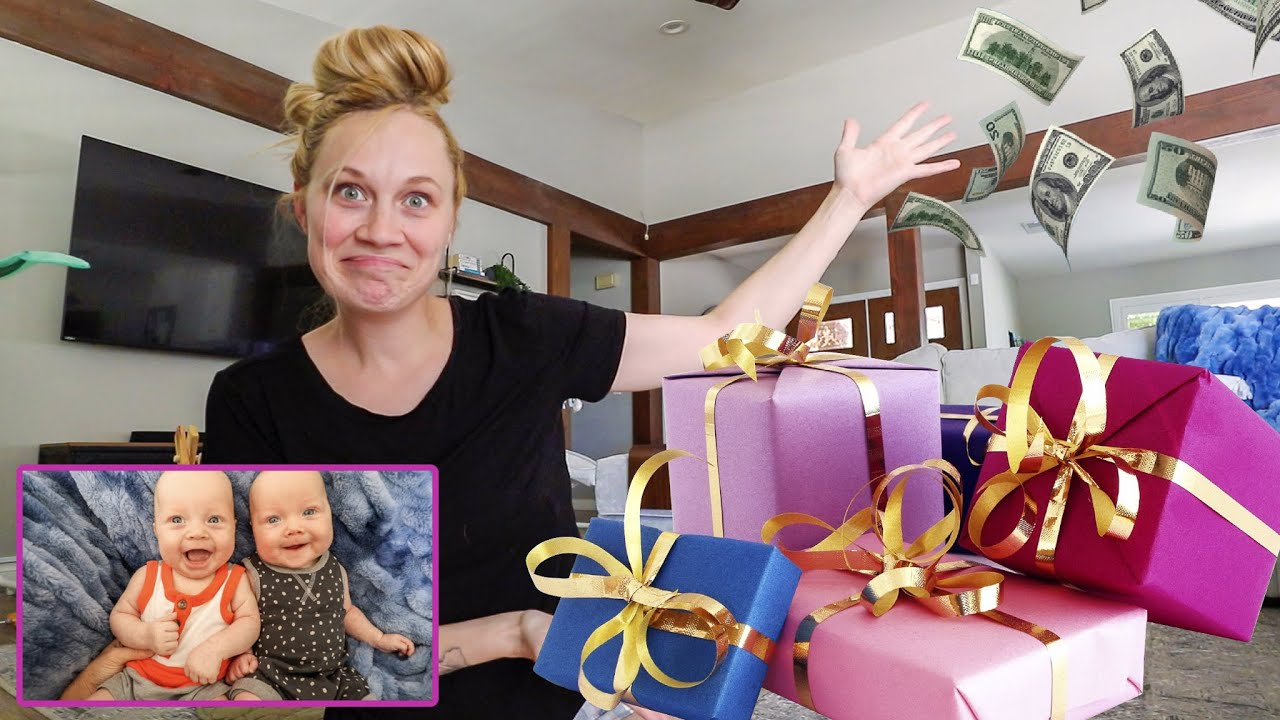 EVERYTHING I got my 2 YEAR OLD for her birthday & the twins new milestone!