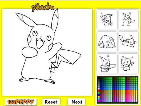 Coloring Pages Of Pokemon Balls : Free pokemon coloring pages for kids