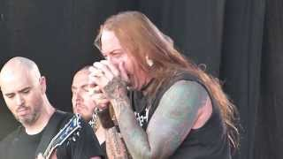 Devildriver-Ruthless- live@ Into The Grave, Leeuwarden, Netherlands,10 August 2013