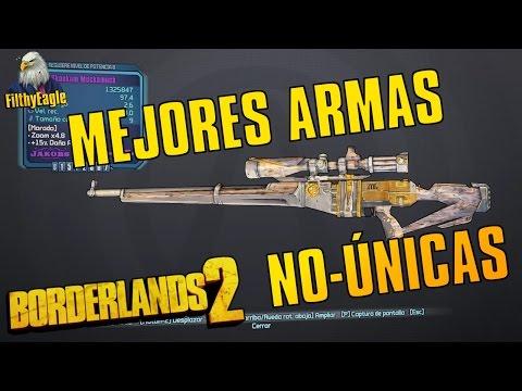 Mejores armas No-Únicas