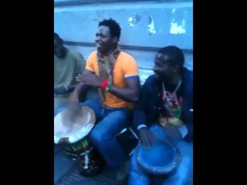 Dal Senegal per Radio LonTra