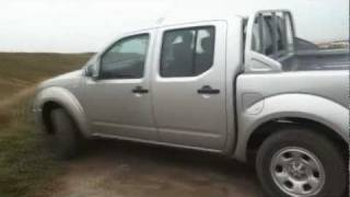 Nissan Navara/Frontier short review and test