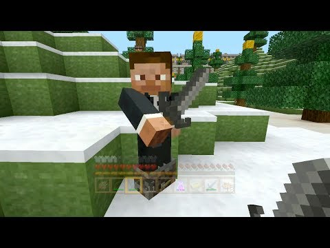 Minecraft Xbox - Medieval Christmas - Hunger Games