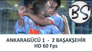 Ankaragücü vs. Başakşehir | Maç Özeti | 1080pHD 60Fps
