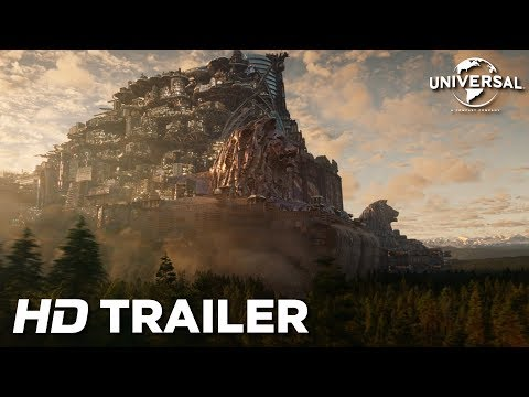 MORTAL ENGINES – Official Full online (Universal Pictures) HD