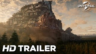 MORTAL ENGINES - Official Trailer (Universal Pictures) HD