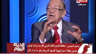 """بالفيديو.. وسيم السيسي يجيب على سؤال """"لماذا يتآمر كل العالم على مصر"""""""