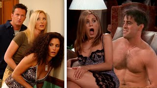 Friends: Dark Secrets Of The Cast Revealed Years After The Show End    Rumour Juice