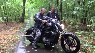 Тест-драйв мотоцикла Yamaha XVS 1300 и текстильная мотоэкипировка. MOTOLife. Выпуск 8(Смотрите в этом выпуске: Тест-драйв мотоцикла Yamaha XVS 1300 и текстильная мотоэкипировка. МОТОLife - Первый и пока..., 2014-10-28T13:15:53.000Z)