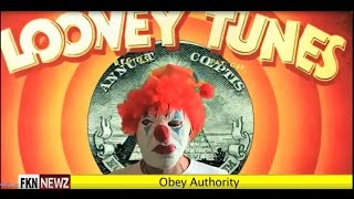 Conspiracy Clown - Scary Clowns Pose as World Leaders