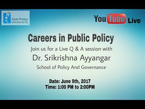 Careers in Public
