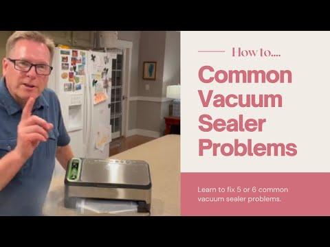 Food Saver Vacuum