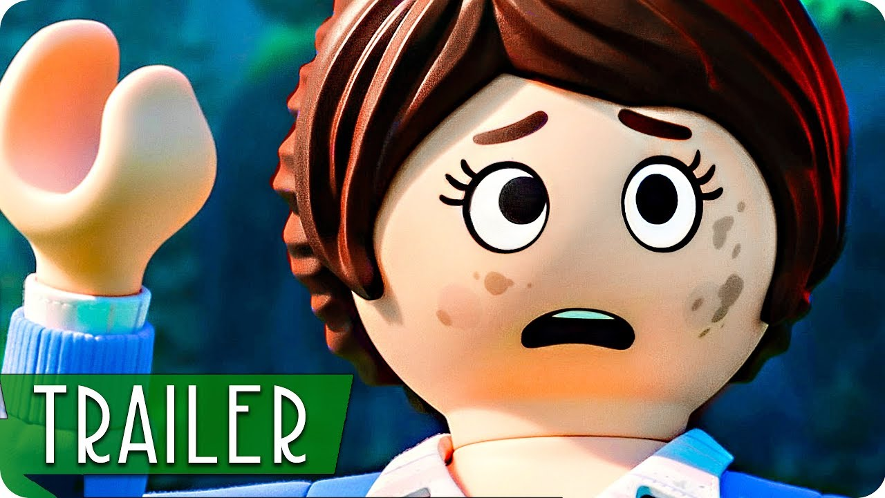 Playmobil Der Film Trailer