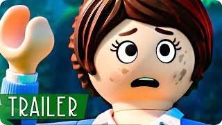 PLAYMOBIL - DER FILM Trailer German Deutsch (2019)