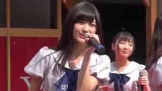 朝日花奈さん、かにゃんカメラで少女交響曲の1stシングル曲! マイク不...