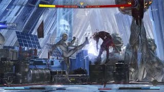Injustice 2 sonic pound the flash restand