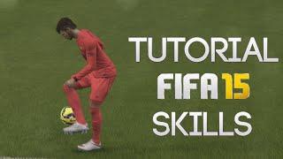 FIFA 15  TUTORIAL ITA ALL JUGGLING SKILLS w/ Skillers -Consigli & Trucchi FIFA 15