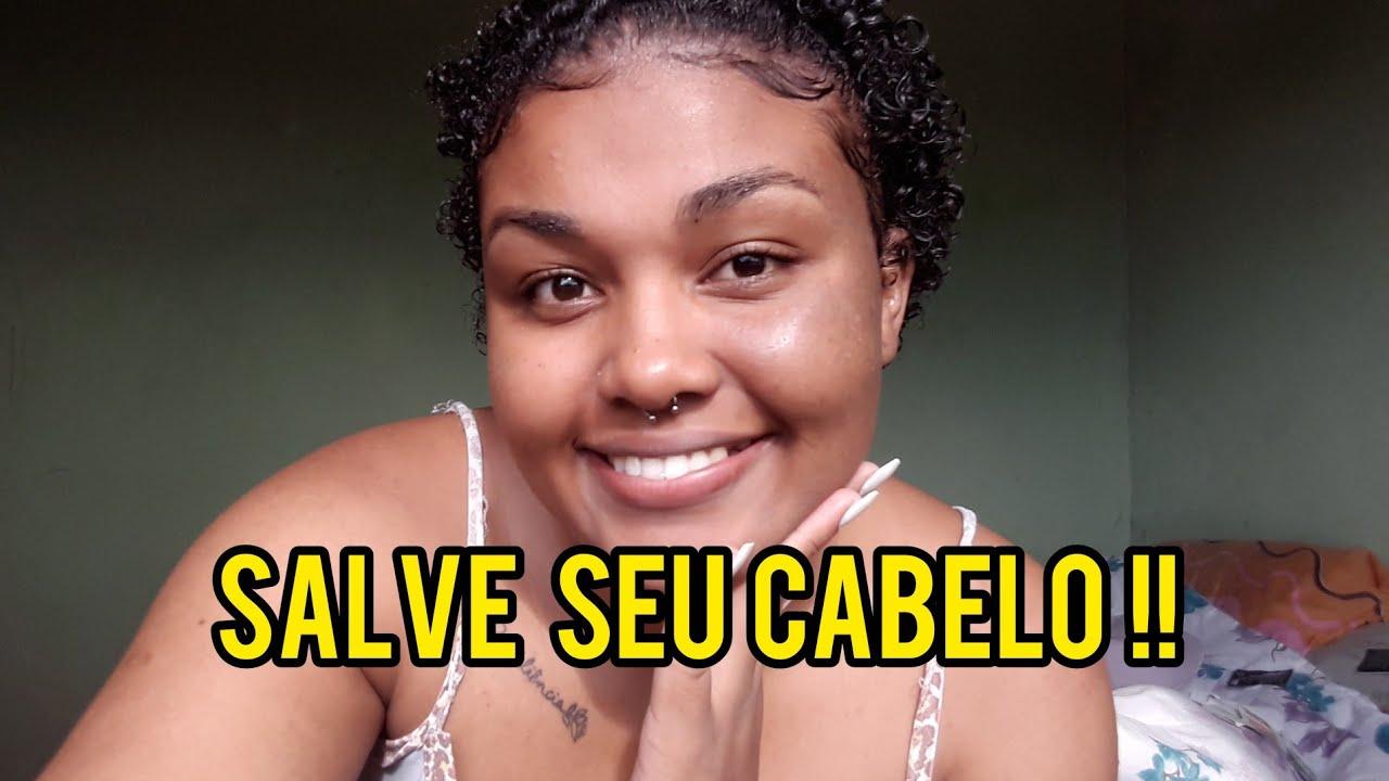 USE ISSO PARA SALVAR SEU CABELO  CACHEADO!!!