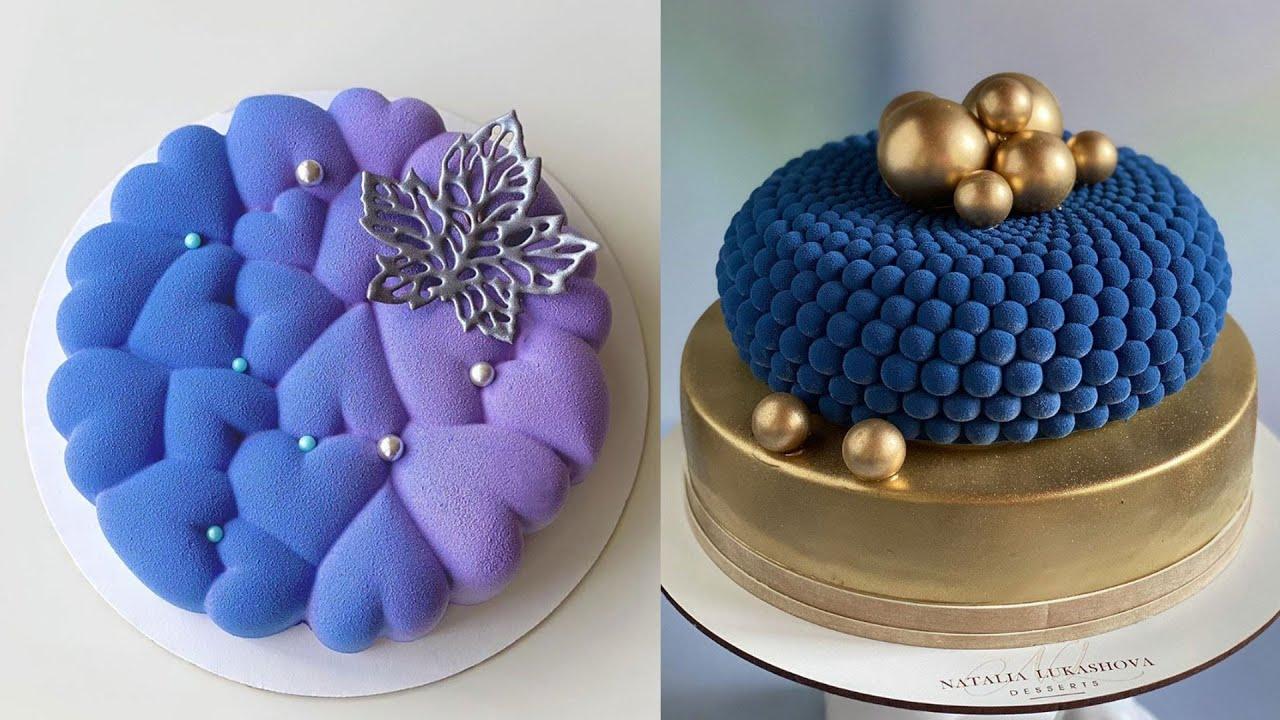 Top 10 Amazing Birthday Cake Tutorial Videos | Top Yummy Cake Decorating | 8 Indulgent Cake Recipes