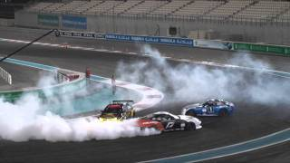 Formula Drift - Abu Dhabi 2011 - Yas Marina Curcuit - Urban Skillz