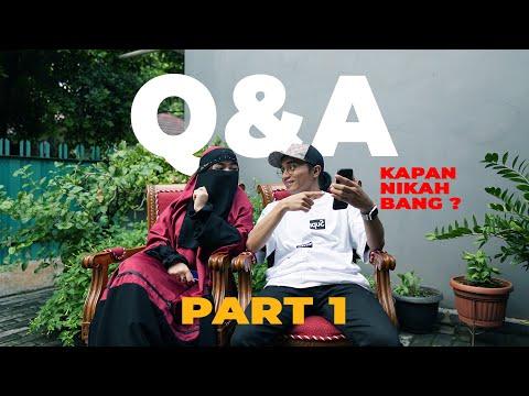 "Q&A Taqy Malik | Pertanyaan Paling Berat ""KAPAN NIKAH BANG?"" Ft Wafiq Malik"