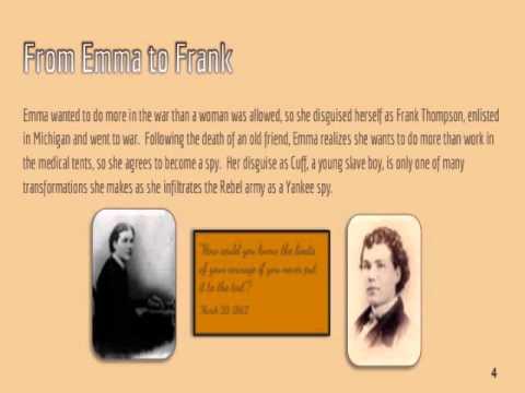 Behind Rebel Lines   The Incredible Story of Emma Edwards,  Civil War Spy