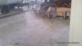 סערה ברחבי הארץ