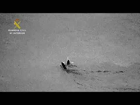 Guardia Civil: Al abordaje de una narcolancha en el Estrecho