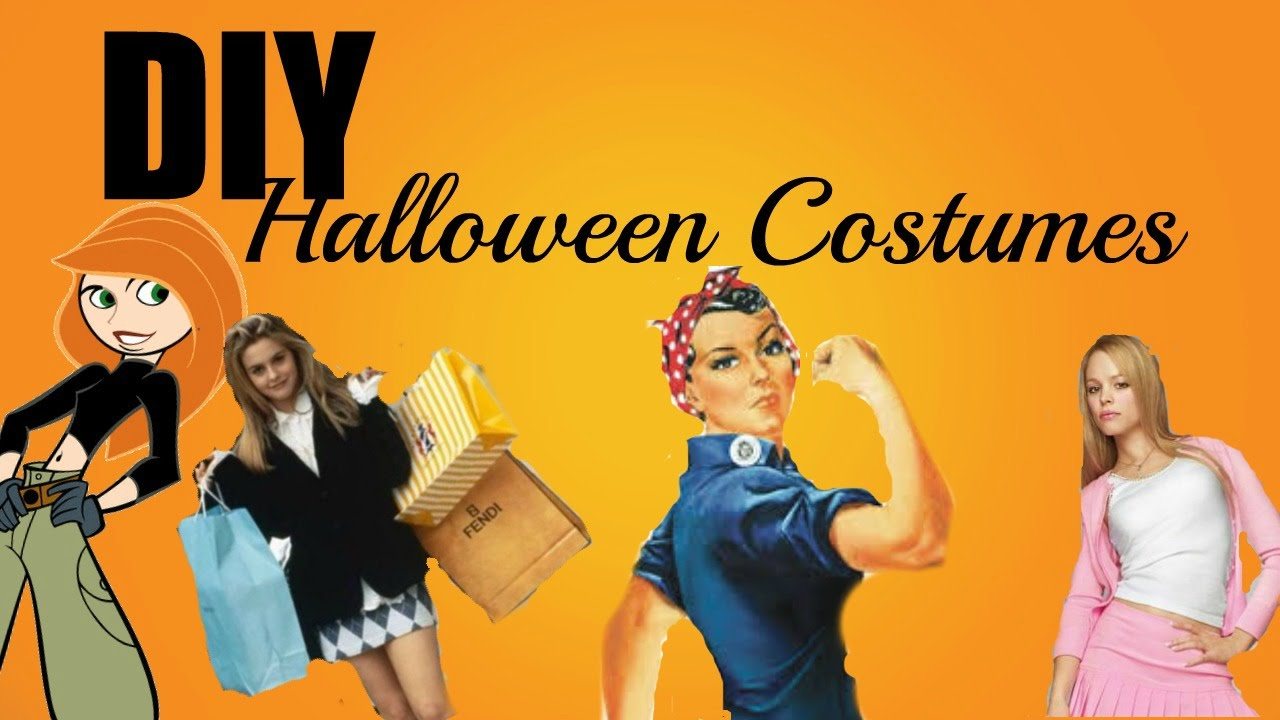 halloween costumes with clothes you already own youtube - Halloween Costumes You Already Own
