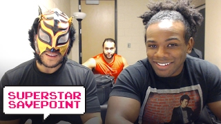 LINCE DORADO drops by! (feat. RUSEV & SHEAMUS!)— Superstar Savepoint