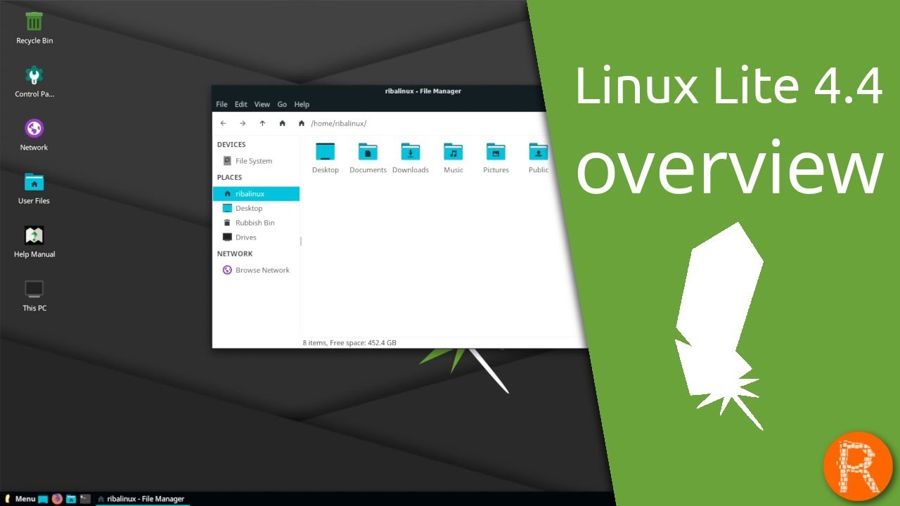 Linux Lite 4 4 overview | Simple Fast Free