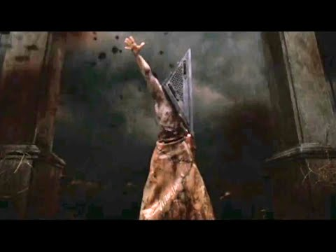 Pyramid Head   Silent Hill Tribute   Halsey - Control (Male Version/Down Pitch)   Music Video