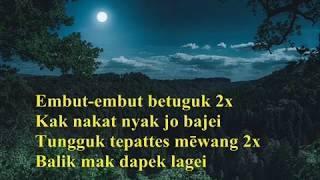 Lagu Lampung (Nakat)--A. Effendi Sanusi