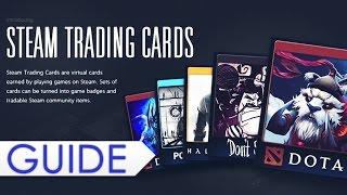 Зачем нужны карточки Steam? Или как купить игру на халяву?(Steam карточки В этом ролике я расскажу о карточках Steam. Зачем они нужны, что можно делать с их помощью? Приятно..., 2013-10-04T08:00:01.000Z)