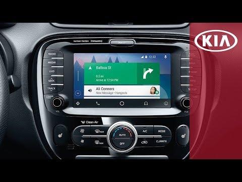 Як налаштувати Android Auto у автомобілі КІА | KIA Blog | KIA