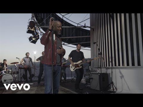 Darius Rucker - For The First Time (Top Of The Tower)