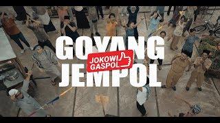 Gambar cover GOYANG JEMPOL JOKOWI GASPOL