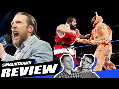 JOHN & WAI REVIEW WWE SMACKDOWN 12/19/17: Bryan vs Shane Fallout, Rusev & English vs New Day