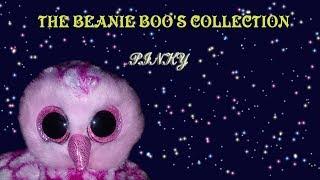 Обзор сова Beanie Boo's collection Pinky розовый совенок