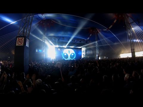 Skrillex live in the Alpha @ Lowlands Festival 2014 | GoPro Festivals