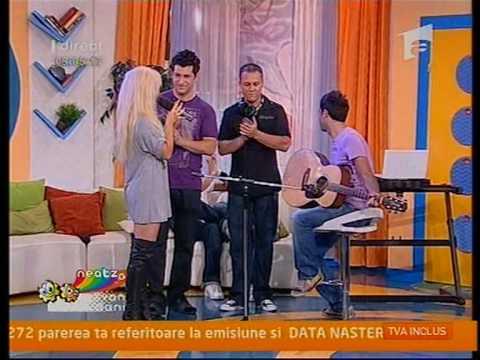 XONIA Razvan si Dani Interview and Live 29 06 09