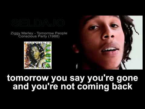 Ziggy Marley - Tomorrow People + Lyrics