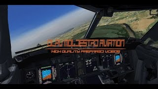 Prepar3Dv3 new pmdg window glass effect and sound pack..