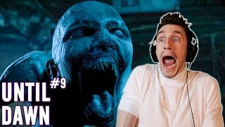 BIGGEST JUMPSCARE OF MY LIFE | Until Dawn (#9)