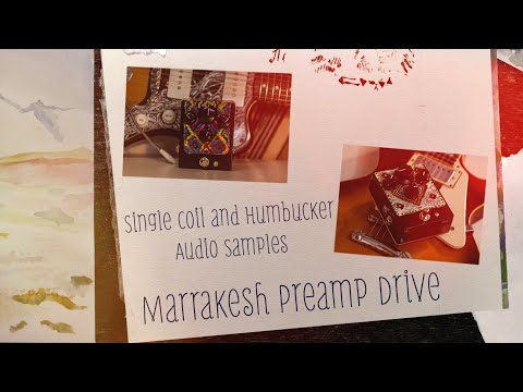 Lateral Phonics | Marrakesh Preamp | Audio Samples