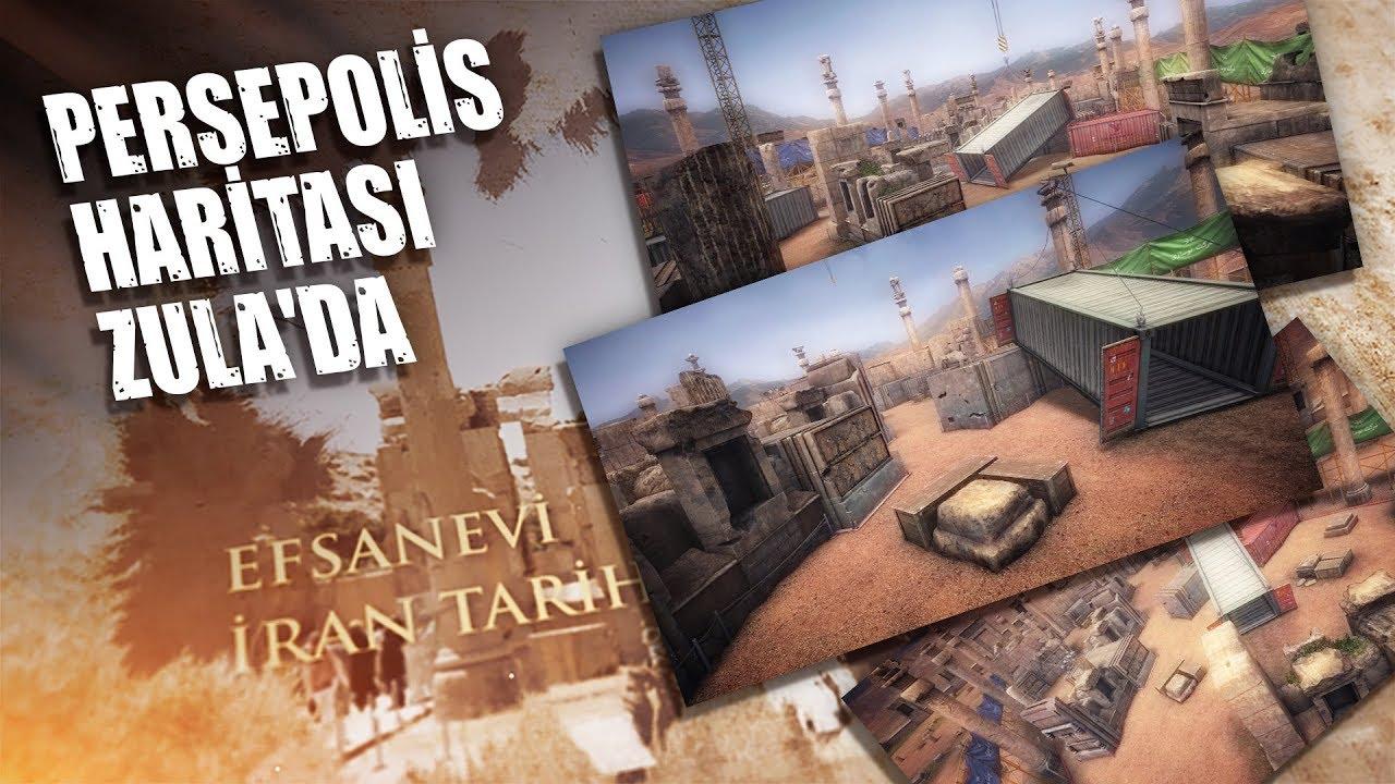 Persepolis Haritasi Zula Da Youtube