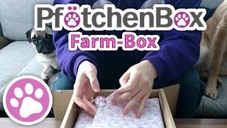 PFÖTCHENBOX | Farm-Box Februar 2016 | Unboxing!